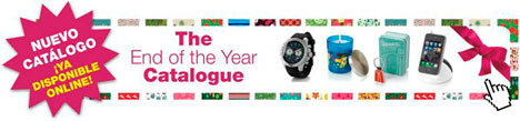 The EOY Catalogue 2012 ¡Ya tenemos el The End of the Year Catalogue 2012!