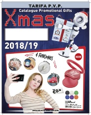 Promotional Gifts Xmas 2018/19