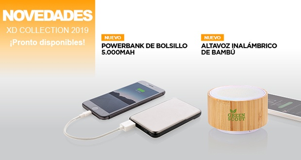 Novedades XD Collection 2019