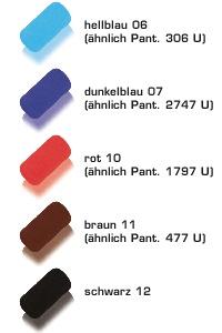 Colores de goma 2