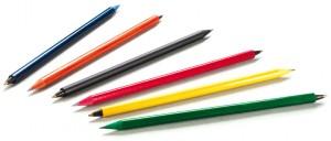 Dúo bolígrafo y lápiz