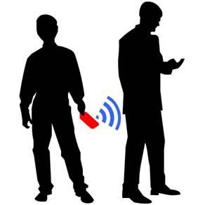 siluetas RFID