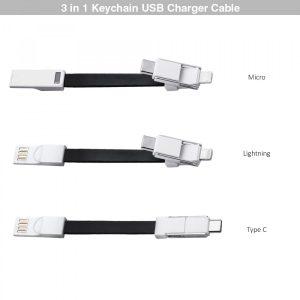 BND834 Cable cargador universal Chili