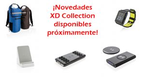 Novedades XD Collection 2018