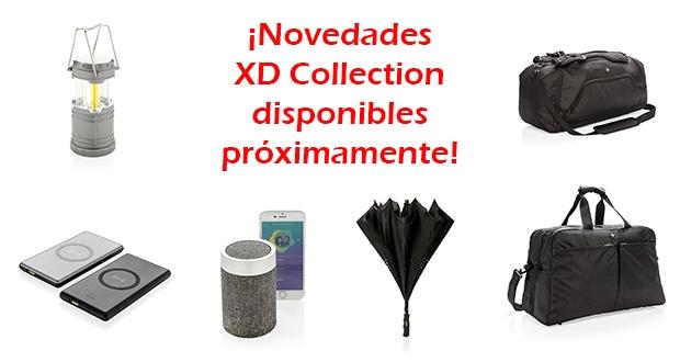 Novedades XD Collection disponibles próximamente