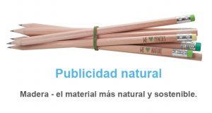 Publicidad natural