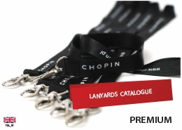 Lanyards Catalogue PREMIUM