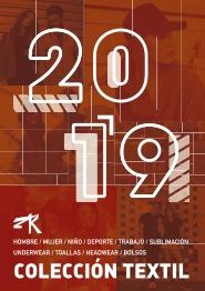 Colección Textil 2019