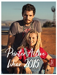 Printer Active Wear 2019
