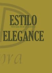 Estilo Elegance - regalo piel