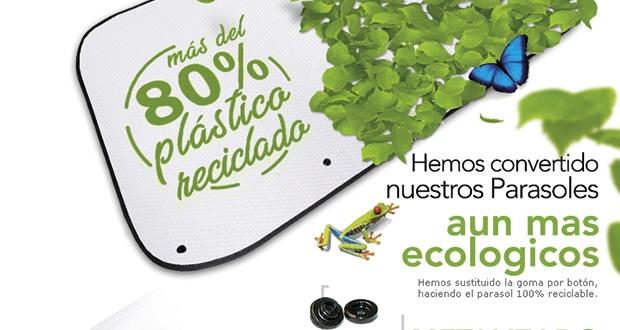 Parasoles aún más ecológicos