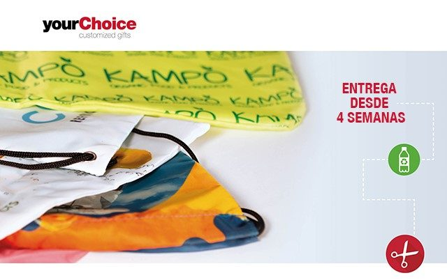 Bolsas impresas Your Choice