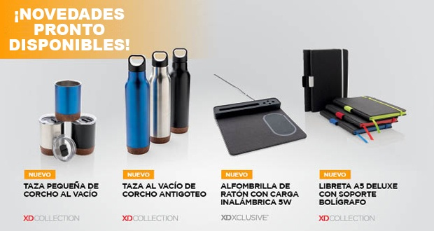 Novedades XD Collection y XD Exclusive pronto disponibles
