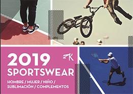 Catálogo Sportwear 2019