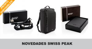 Novedades Swiss Peak pronto disponibles