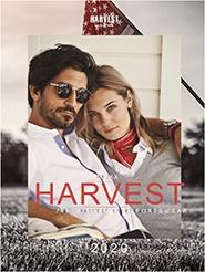 James Harvest 2020