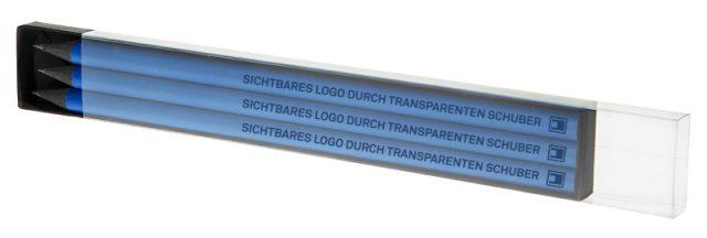 Ref. 8060 - estuche deslizante para 3 lápices