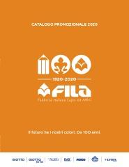 Catálogo FILA Promo 2020