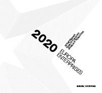Catálogo Europa Enterprises 2020