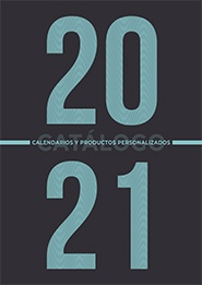 Catálogo Calendarios y Productos personalizados 2021