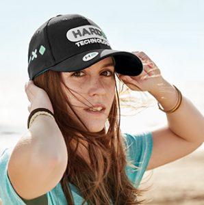 Gorras completamente personalizadas