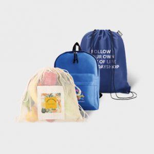 Una gran oferta de bolsas pra el día a día
