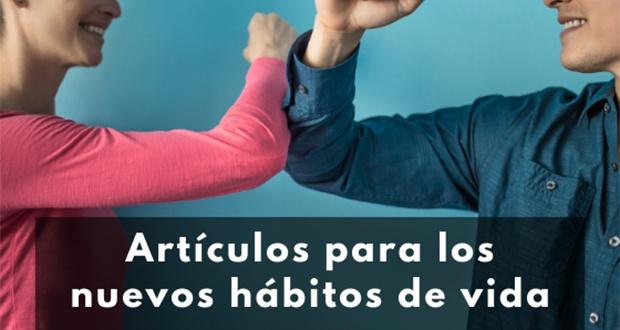 Artículos para los nuevos hábitos de vida