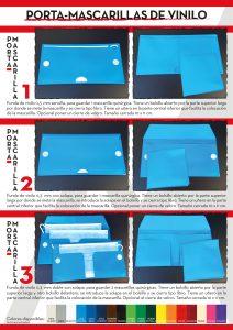 Porta Mascarillas Modelos 1, 2 y 3