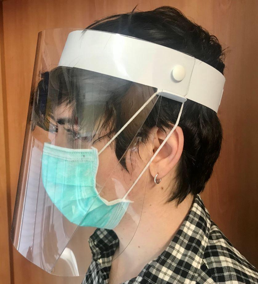 Protector facial adulto 1