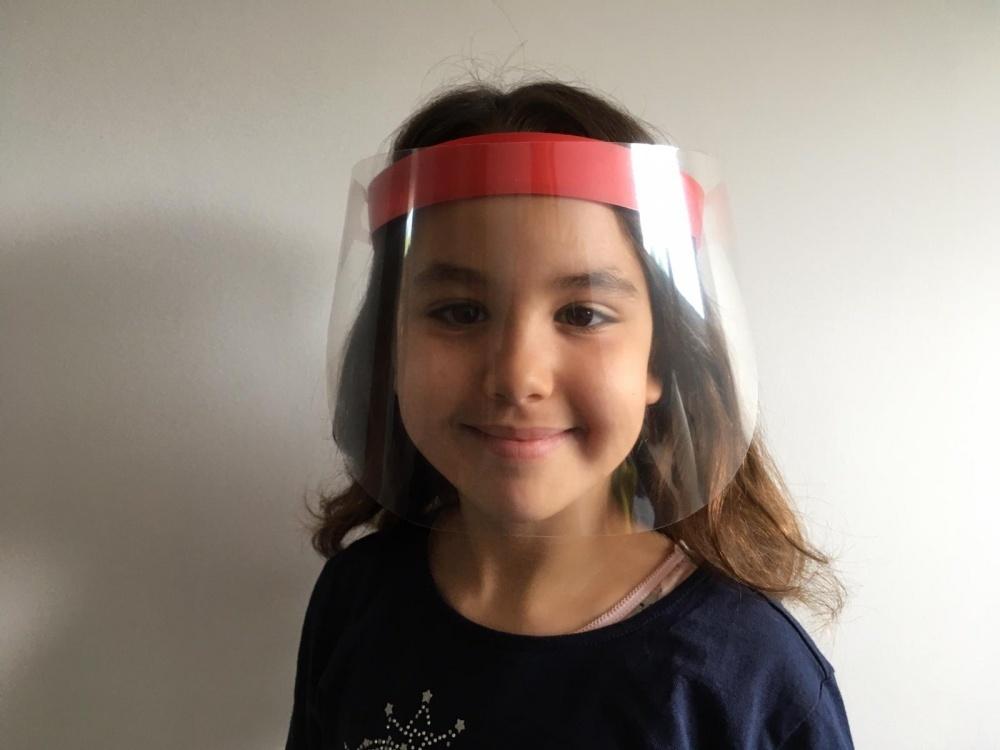 Protector facial infantil 1