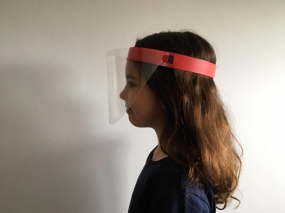 Protector facial infantil 2