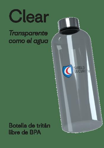 Botella Clear