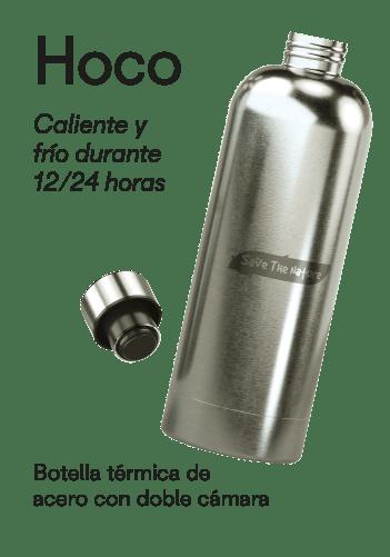 Botella Hoco