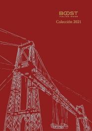 Catálogo cuadernos y agendas BOOST 2021
