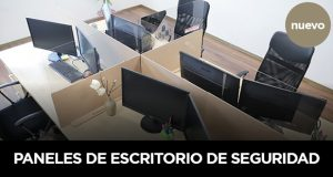 Paneles de escritorio de seguridad