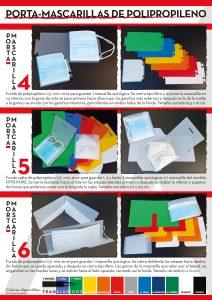 Porta Mascarilla Modelos 4, 5 y 6