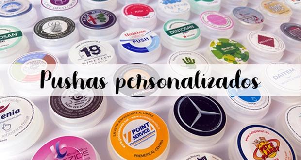 Pushas personalizadas