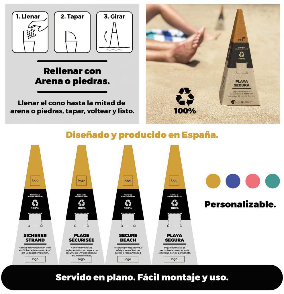 Kit Playa Segura 2