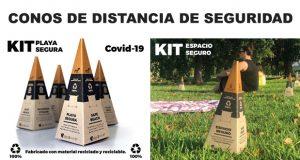 Kit Playa Segura - Espacio Seguro