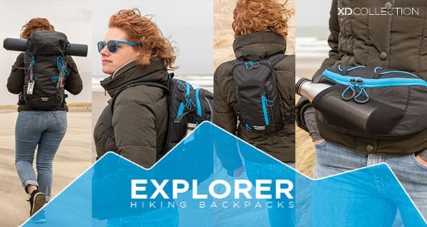 Mochilas de senderismo Explorer