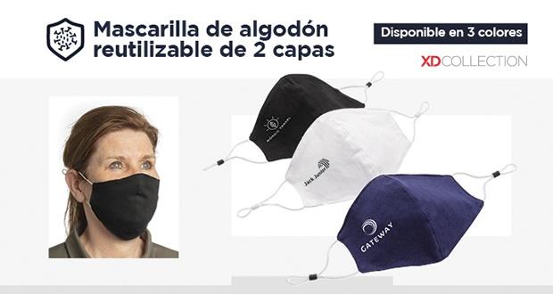 Nueva Mascarilla Reutilizable XDCollection