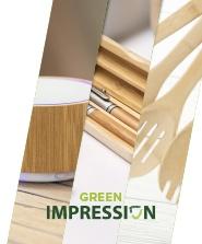 Green Impression catalogue