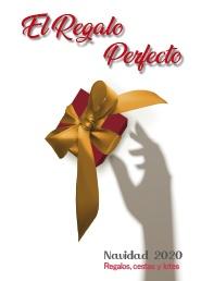 Catálogo de regalos, cestas y lotes de Navidad 2020