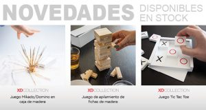 Novedades XDCollection disponibles en stock