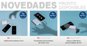 Novedades XDCollection con tratamiento Biomaster pronto disponibles