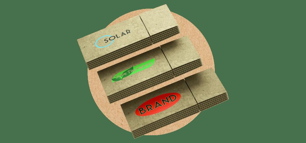 Cardboard USB Gallery