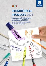 Catálogo Staedtler Promotional Products 2021