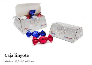 Caja lingote