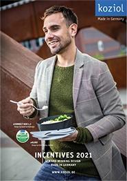 Koziol Incentives 2021 catalogue
