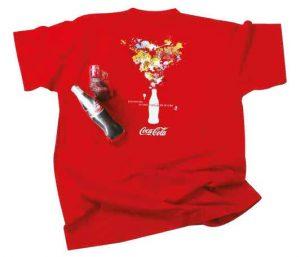 Camiseta prensada